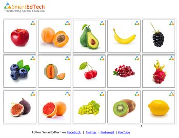 Fruits and Vegetables - SmartEdTech