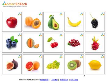 Fruits and Vegetables - SmartEdTech