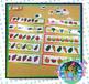 Fruits and Veggie Math Set