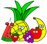 Fruits and Veggies ClipArt