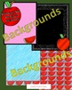 Fruits and Veggies Clipart and Backgrounds