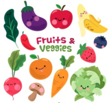 Fruits and Veggies Song