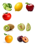 Fruits and vegetable images.