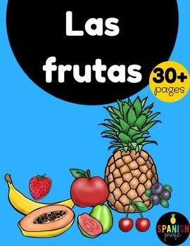 Fruits in Spanish (Las frutas)