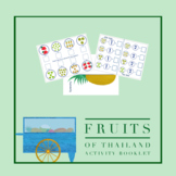 Fruits of Thailand Activities