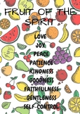 Fruits of the Spirit (Confirmation) Religious Education