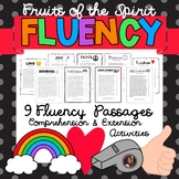 Fruits of the Spirit Fluency Set Bundle {Grade 6}