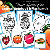 Fruits of the Spirit Journal and Flashcards