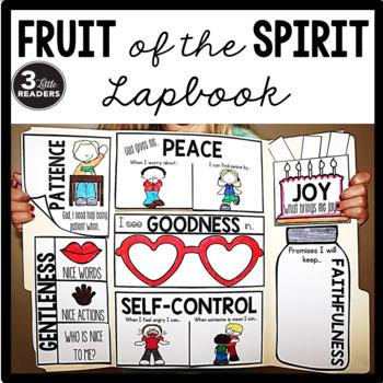 Fruits of the Spirit Lapbook