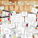 Fruits of the Spirit BUNDLE- Christian Distance Learning Options
