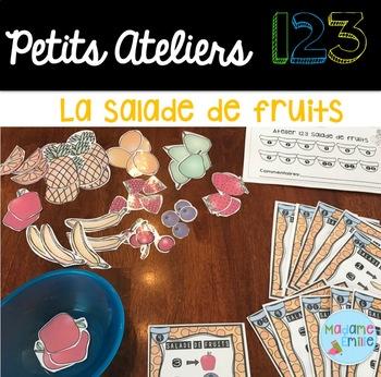 Fruits salad 123 Center/ Atelier 123(Salade de fruits)