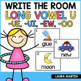 Write the Room-Long Vowel U