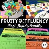 Fruity Fact Fluency: First Grade Bundle