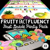 Fruity Fact Fluency: First Grade Party Pack