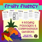 Fruity Fluency & Comprehension Close Reading Intervention {Second Grade}