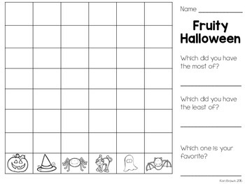 Halloween Activity Freebie