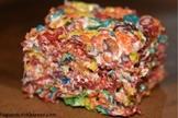 Fruity Pebble Krispies