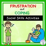 When I Get Frustrated - Social Story Activities