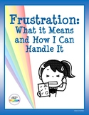 Frustration Social Story: What It Means and How I Can Handle It