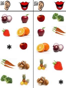 Frutas & Verduras See N Say