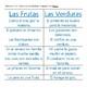 Frutas/Verduras - Spanish Fruits / Vegetables Word Sort **Differentiated**