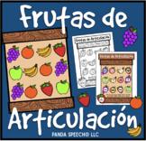 Frutas de Articulación: A Speech Therapy Game Companion