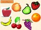 Frutas y Verduras (Fruits and Vegetables in Spanish) power point