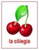 Frutta (Fruit in Italian) Posters