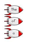 Fry 1-100 Sight Rocket Words