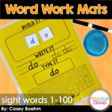 Fry 1-100 Word Work Mats