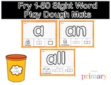Fry 1-50 Play-Dough Mats