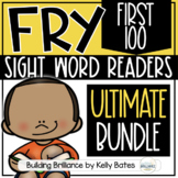 Fry 100 Sight Word Emergent Readers {THE ULTIMATE BUNDLE}