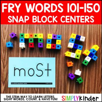 Fry 101-150 Snap Block Center
