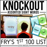 Fry 1st 100 | KNOCKOUT | Fry's 1st 100 Words | End of the