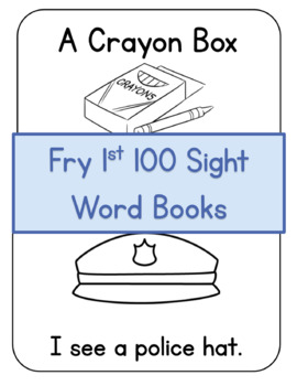 Fry 1st 100 Emergent Readers