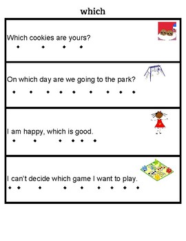 Fry 1st 100 Sight Word Fluency Phrases