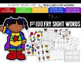 Sight Word Pack: Fry 1st 100 Words