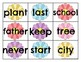 Fry 201-300 Sight Word Cards Spring