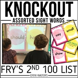 Fry 2nd 100 KNOCKOUT {Fry's 2nd 100 Words}