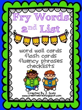Fry 2nd 100 Word List
