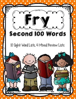 Fry 2nd 100 Words