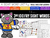 Sight Word Pack: Fry 3rd 100 Words