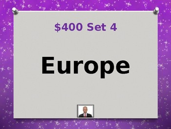 Fry 6th 100 Sight Words Jeopardy Power Point #2