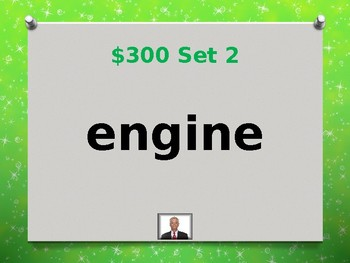 Fry 8th 100 Sight Words Jeopardy Power Point #3