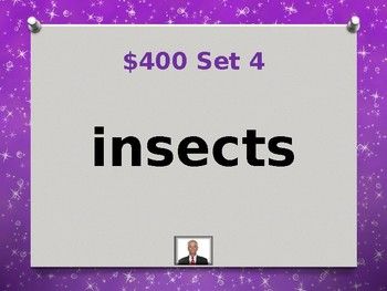 Fry 9th 100 Sight Words Jeopardy Power Point #4