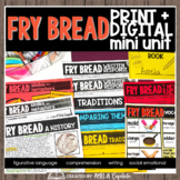 Comprehension Unit for Fry Bread Print and Digital