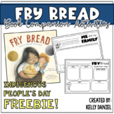 Fry Bread Writing FREEBIE | Indigenous People's Day Activity