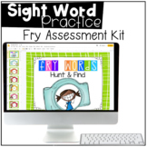 Fry Digital Sight Words - Distance Learning