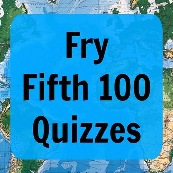 Fry Fifth 100 Quizzes (ESL - PDF)