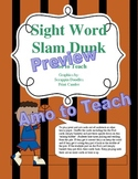 Fry First 100 Sight Word Activities